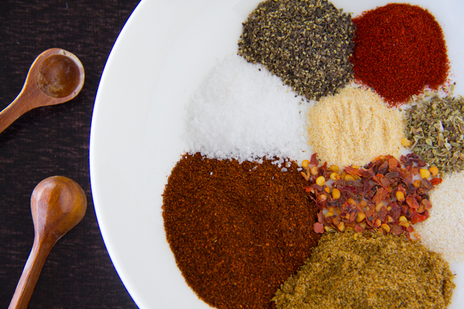 Easy Homemade Taco Seasoning
