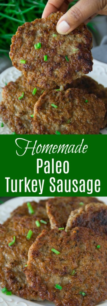 Homemade Turkey Sausage Recipe