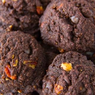 Paleo Brownie Cookie Recipe {Vegan}