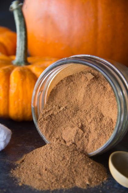 Homemade Pumpkin Spice Recipe
