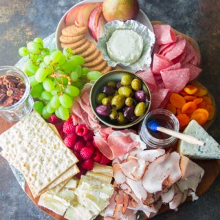 How To Make A Charcuterie Board {And A Huge Announcement}