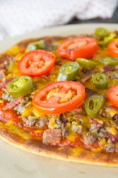 Fat Head Pizza