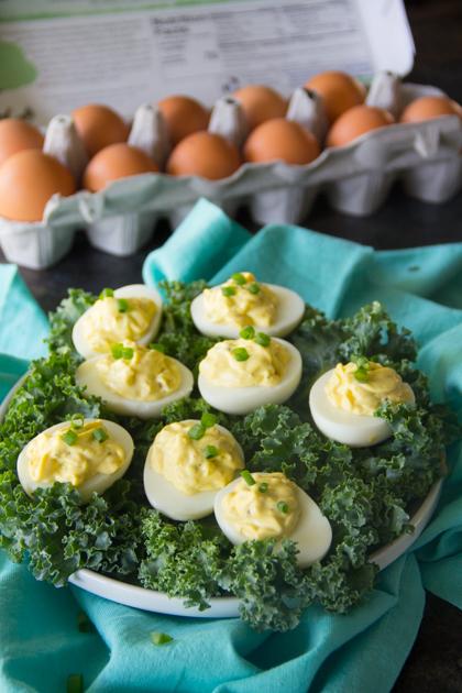 Best Deviled Eggs Recipe {Angel Eggs Recipe}