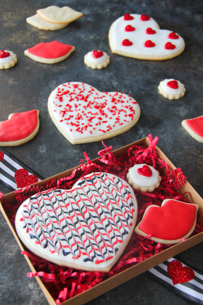 Sugar Cookies Recipe with Royal Icing