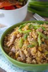 Benihana Chicken Fried Rice Recipe
