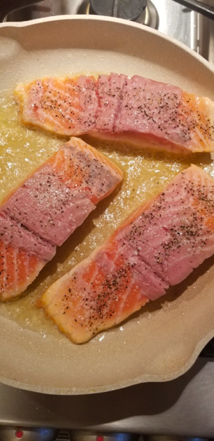 Pineapple Salmon