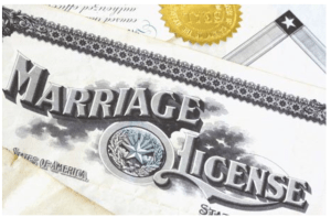 florida marriage license