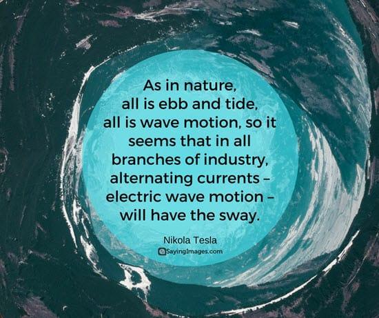 famous tesla quotes