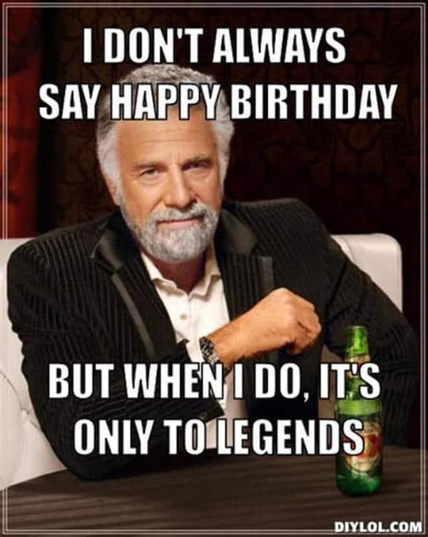 120 Outrageously Hilarious Birthday Memes Sayingimages Com