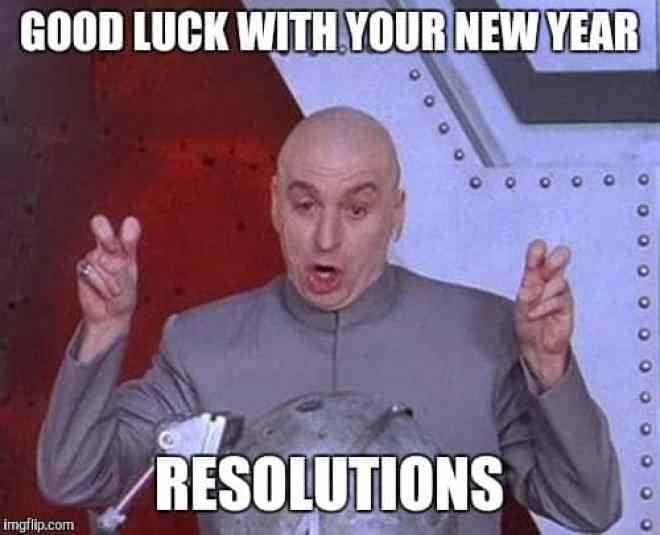 35 New Year Memes To Kickstart Your 2020 | SayingImages.com