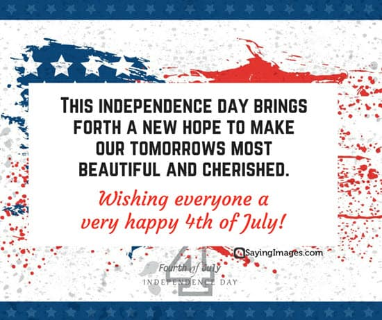 Festive And Inspiring Happy 4th Of July Quotes Sayingimages Com