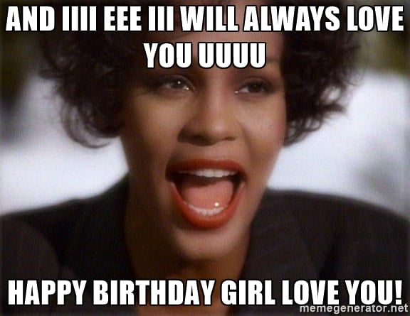 25 Best Memes For The Birthday Girl Sayingimages Com