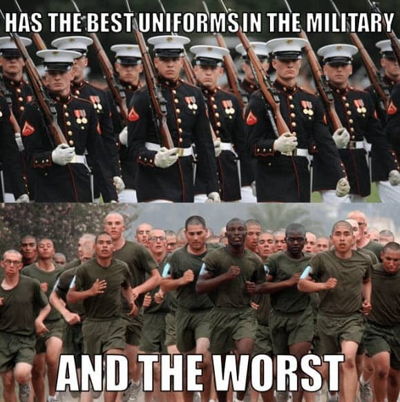 20 Hilarious Marine Corps Memes Everyone Should See Inspiring Pictures Quotes Sayingimages Com