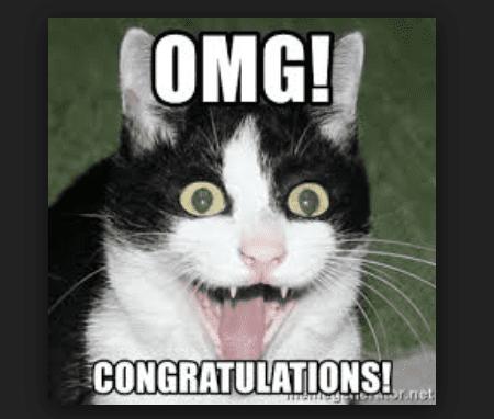 30 Congratulations Memes For Happy Occasions Sayingimages Com