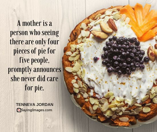 special mothers day quotes