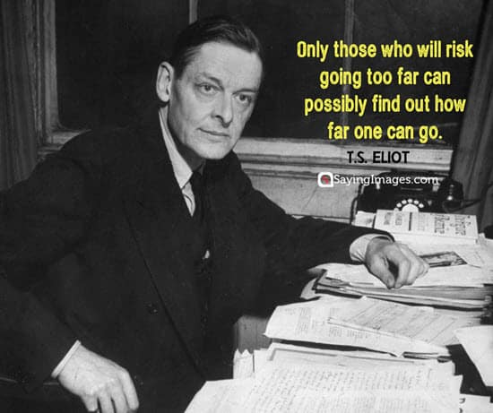 ts eliot new year quotes