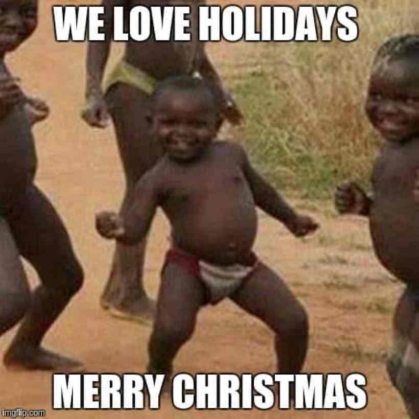 we love merry christmas memes