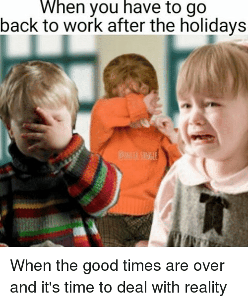 25 Back To Work Memes That Ll Make You Feel Extra Enthusiastic