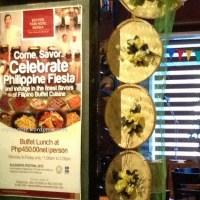 Bayview Park Hotel Joins Kulinarya Kalayaan 2012 Festival