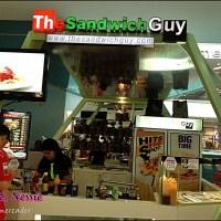Once Again, It's The Sandwich Guy