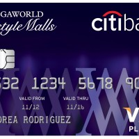 Citibank and Megaworld Launches The New Lifestyle Card