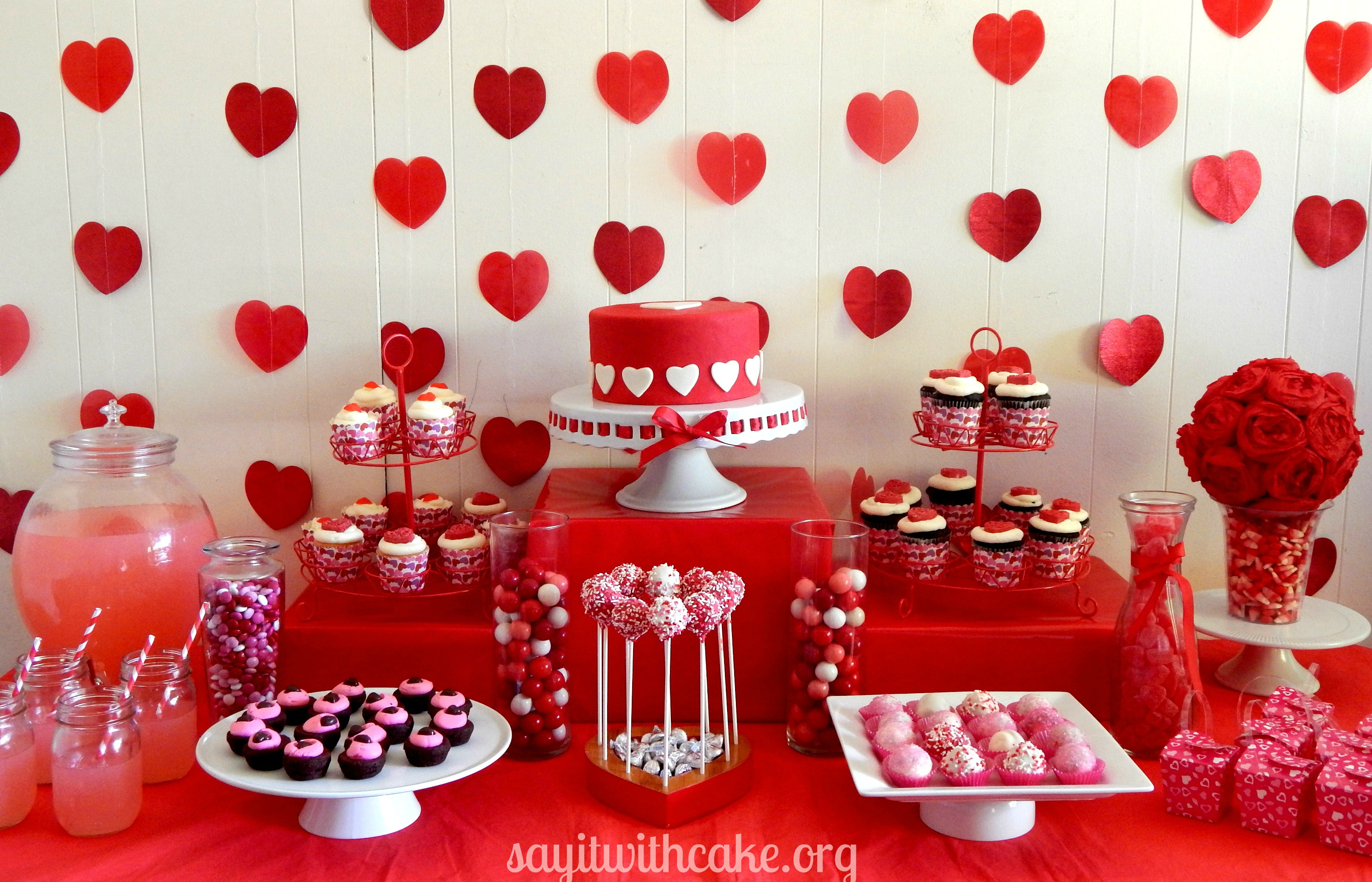 fabulous galentines day party - 1024×659