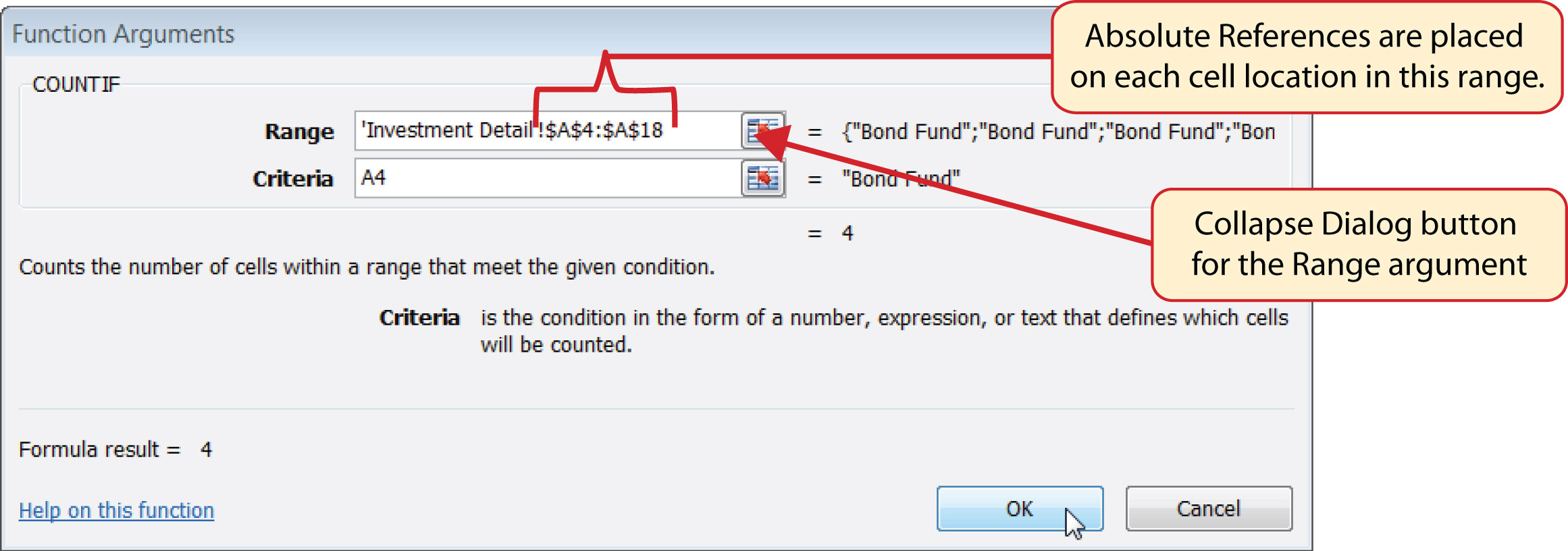 Statistical If Functions