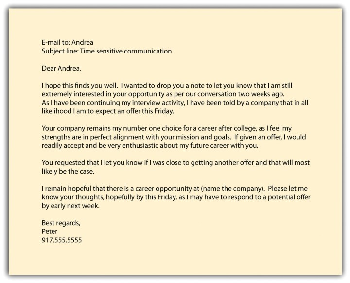 sample letter negotiating salary in a job offer
