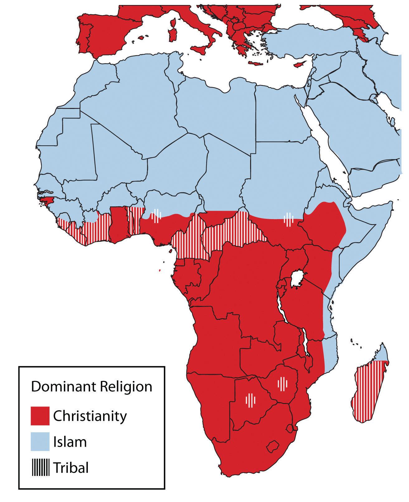 Human Geography Of Subsaharan Africa