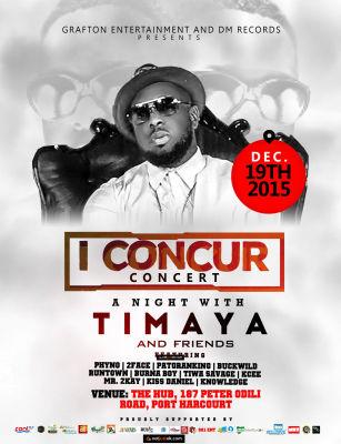 Timaya-I-Concur-Concert-Flyer