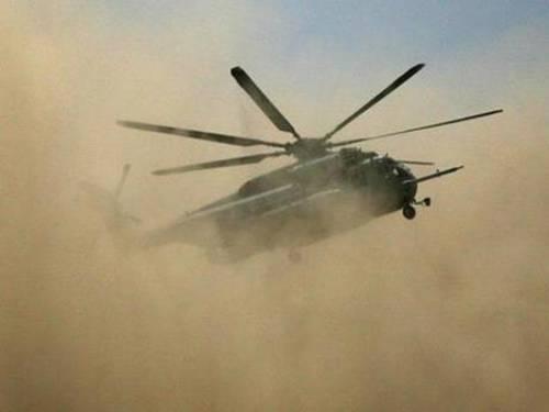 Nigerian Registered Agusta Helicopter Crash-lands In Benin Republic
