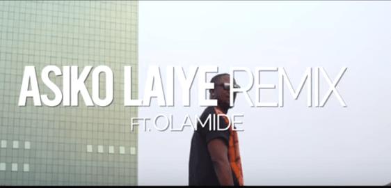 Darey ft Olamide - Asiko Laiye