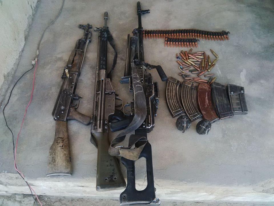 TROOPS CLEAR BOKO HARAM TERRORISTS OUT OF BIGGORO AND WARPAYA2