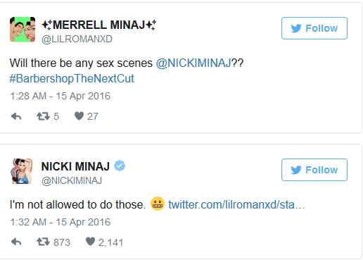 nicki sex scenes