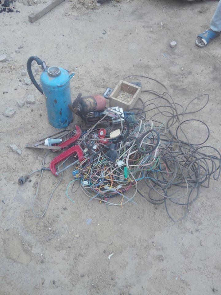 TROOPS BURSTS BOKO HARAM BOMB MAKING FACTORY3