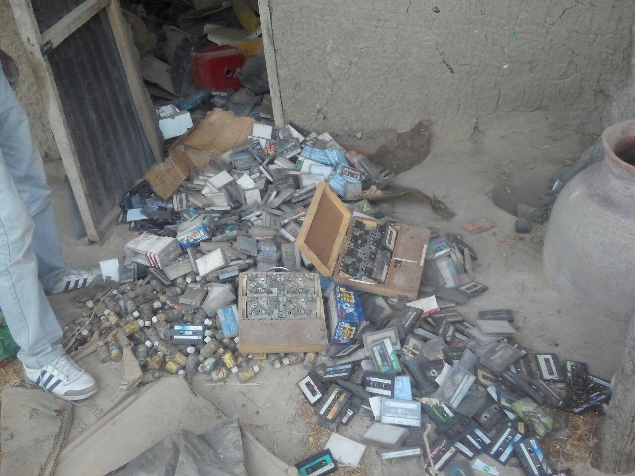 TROOPS BURSTS BOKO HARAM BOMB MAKING FACTORY4