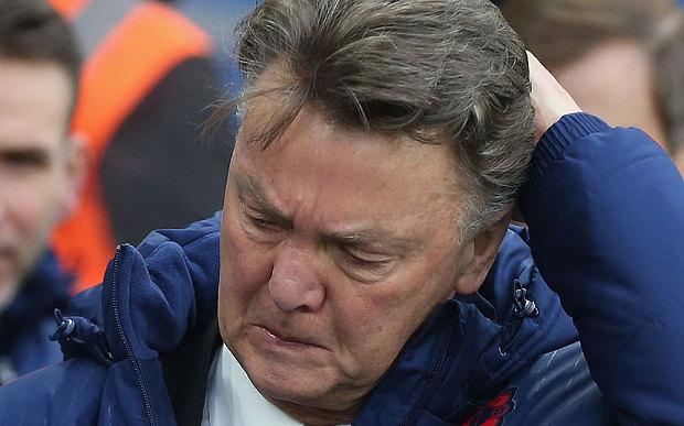 Manchester United sacks Van Gaal