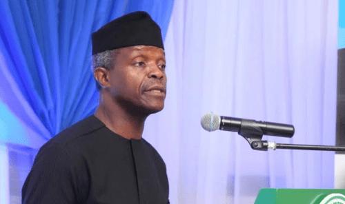 Osinbajo Meets Niger Delta Governors, Service Chiefs in Aso Rock