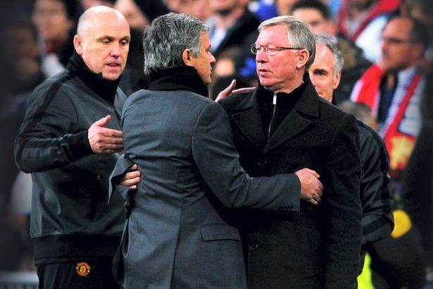 Alex Ferguson Meets with Mourinho, Endorses Pogba's £100M Transfer