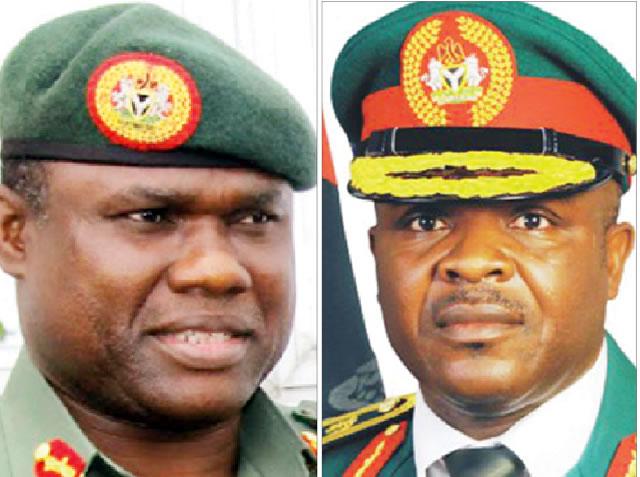 Arms scandal: Buhari orders probe of Ihejirika, Minimah, 52 others