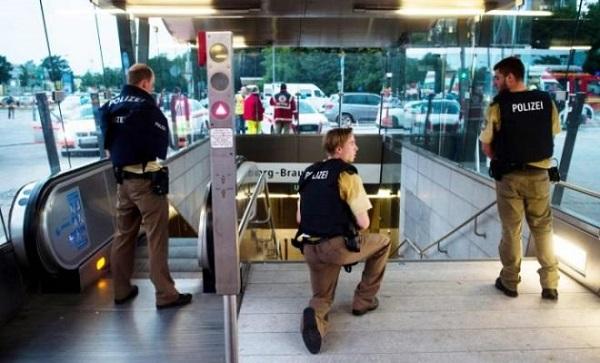 Munich Attack Update: Police Confirms 10 Dead Including Lone Gunman
