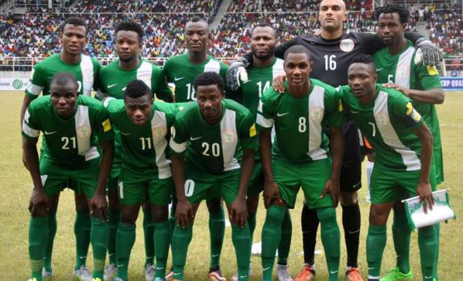 Nigeria draws South Africa for 2019 AFCON