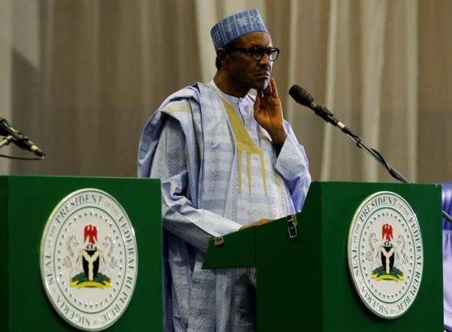 President Buhari Tenders Apologies To The Senate