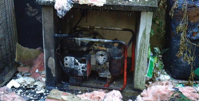 Generator Explosion Kills FourSquare Gospel Church Pastor