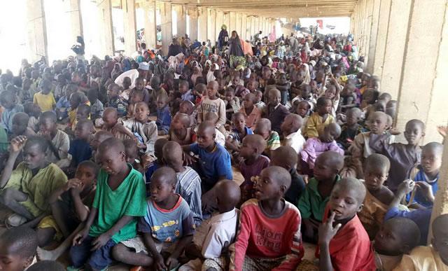 Bigger war than Boko Haram Is Coming - Senator Ali Ndume