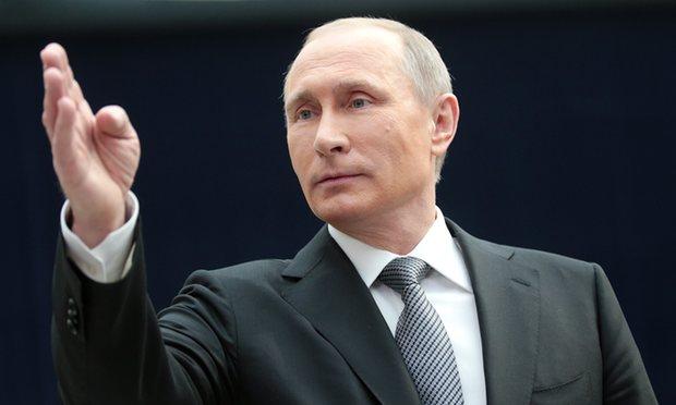 President Buhari Salutes Russian President Putin On Re-Election