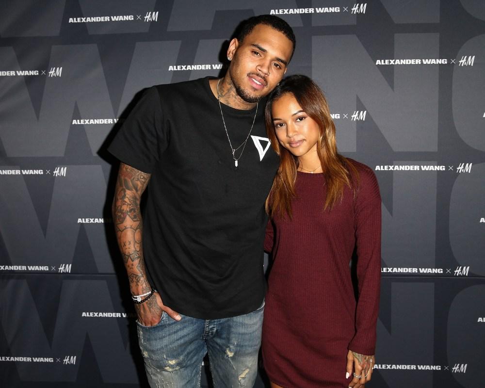Chris Brown Threatens Karrueche Tran's Stylist With Violence