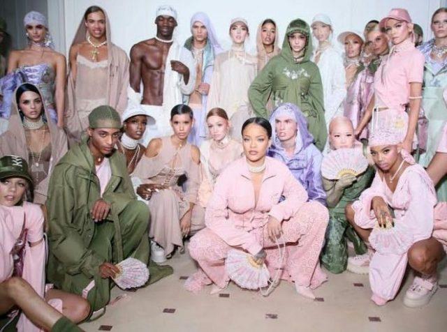 Rihanna Made Kanye's Yeezy Look Like a Complete Joke