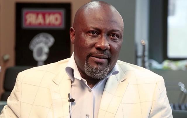 Dino Melaye Seeks Presidential Pardon for Treasury Looters
