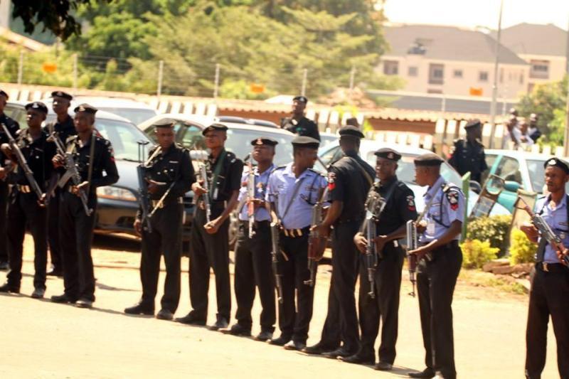 Gunmen storm Nigeria police station, kill four officers